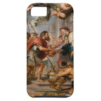 The Meeting of Abraham and Melchizedek Rubens Art Tough iPhone 5 Case
