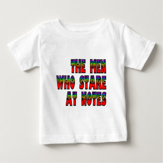 The Men Who Stare At Notes Baby T-Shirt
