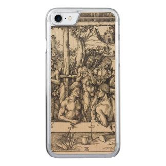 The Men's Bath by Albrecht Durer Carved iPhone 8/7 Case