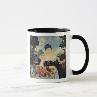 The Merchant's Wife at Tea, 1918 Mug