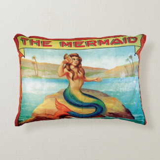 The Mermaid Decorative Cushion
