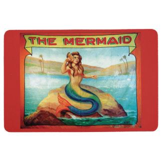 The Mermaid Floor Mat
