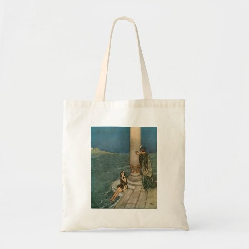 The Mermaid & The Prince Bags