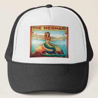 The Mermaid Trucker Hat