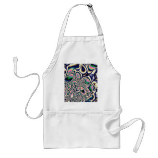 The Messed up Graffiti Collection Standard Apron