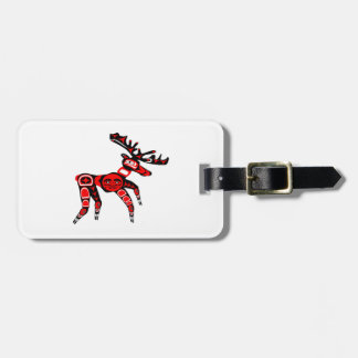 The Messenger Luggage Tag