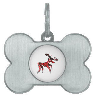 The Messenger Pet ID Tag