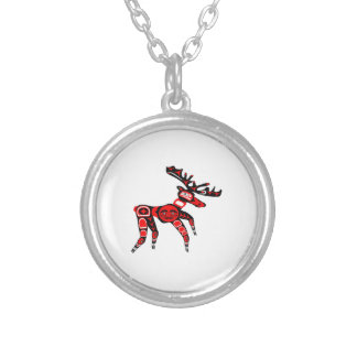 The Messenger Silver Plated Necklace