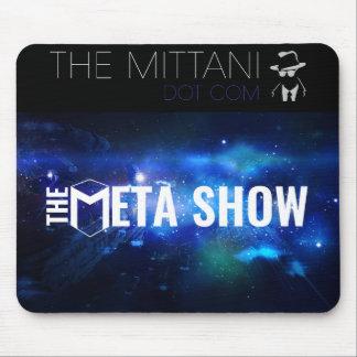 The Meta Show mousepad, TheMittani.com Mouse Pad