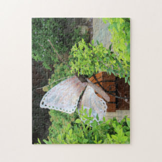 The Metal Butterfly Jigsaw Puzzle