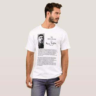The Metamorphosis: Franz Kafka T-Shirt