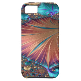 The Metamorphosis of Love Fractal Abstract design iPhone 5 Cases