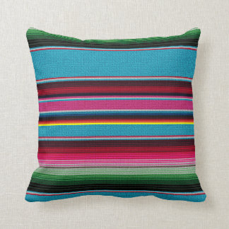 The Mexican Blanket Cushion