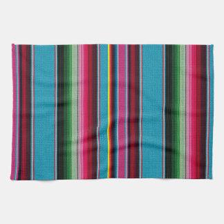 The Mexican Blanket Tea Towel