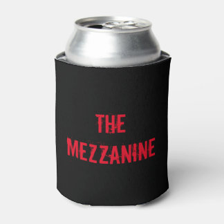 The Mezzanine Official Beer Can Coozie