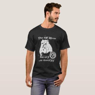 The MF River -BBC Shorty Bull Men's T-Shirt
