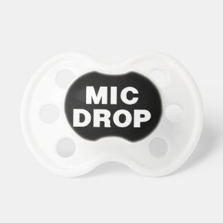 THE MIC DROP from the Remix Encore Mic Drop group Dummy