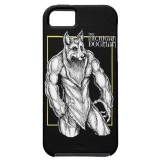 The Michigan Dogman iPhone 5 Case