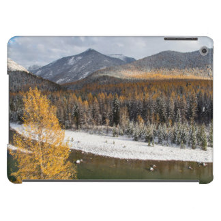 The Middle Fork Of The Flathead River Cover For iPad Air
