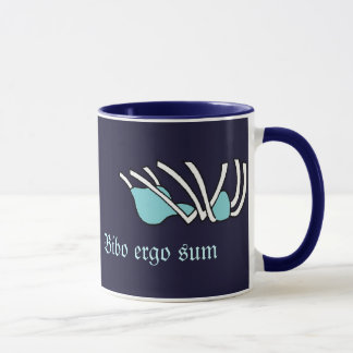The Middlesex Hospital Dead Ant & Logo Mug