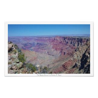 """The Mighty Colorado"" Nature Decor Photo Art"