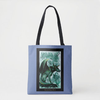 The Mighty Dragon Tote Bag