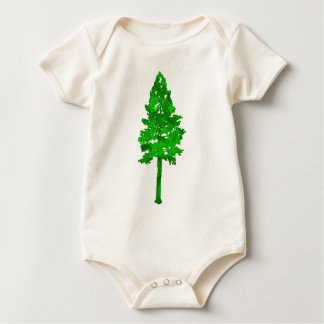 The Mighty Fortress Baby Bodysuit