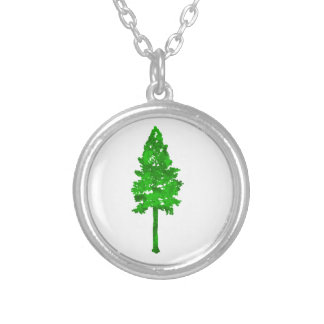 The Mighty Fortress Silver Plated Necklace