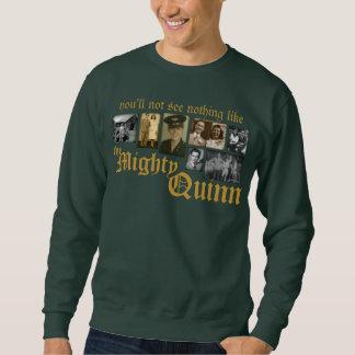 The Mighty Quinn - custom family photos Sweatshirt