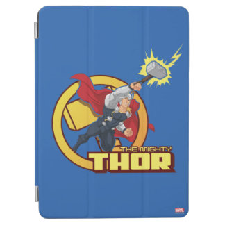 The Mighty Thor Character Graphic iPad Air Cover