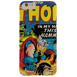 The Mighty Thor Comic #120 Barely There iPhone 6 Plus Case