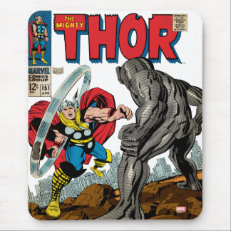 The Mighty Thor Comic #151 Mouse Pad