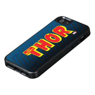 The Mighty Thor Logo OtterBox iPhone 5/5s/SE Case