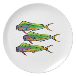 THE MIGRATION OF DINNER PLATES