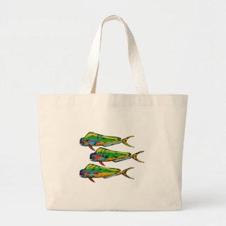 THE MIGRATION OF LARGE TOTE BAG