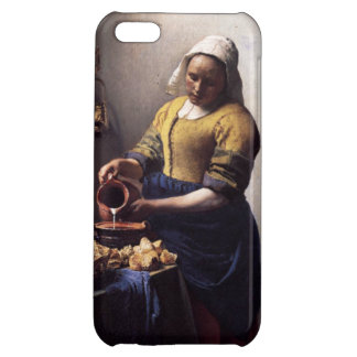 The Milkmaid by Johannes Vermeer Case For iPhone 5C