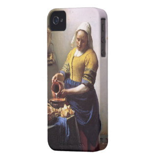 The Milkmaid iPhone 4 Case-Mate Case
