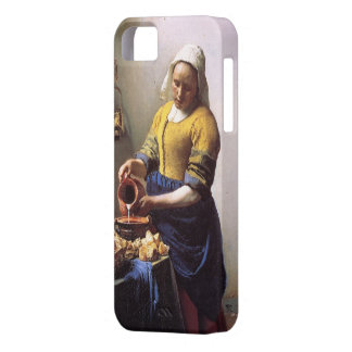 The Milkmaid iPhone 5 Cases