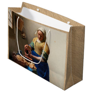 THE MILKMAID LARGE GIFT BAG
