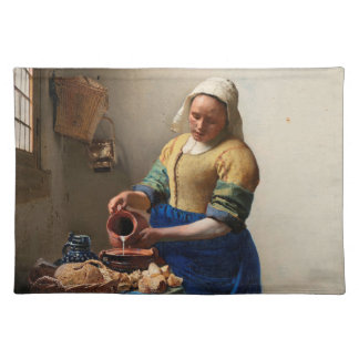 THE MILKMAID PLACEMAT