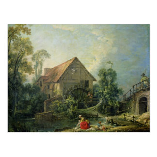 The Mill, 1751 Postcard