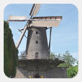 The Mill Square Sticker