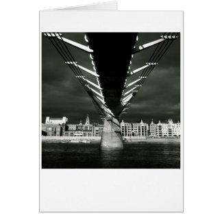The Millennium Bridge Card