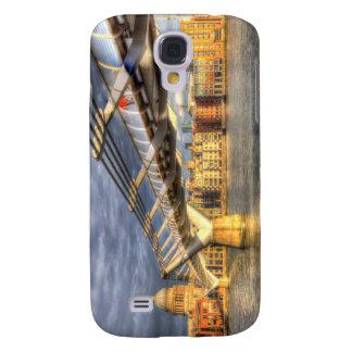 The Millennium Bridge London Samsung Galaxy S4 Cover