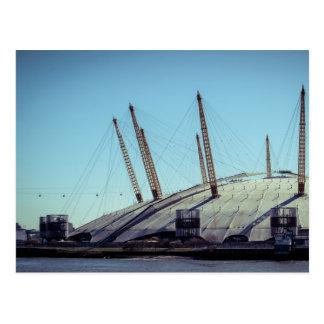 The Millennium Dome Postcard