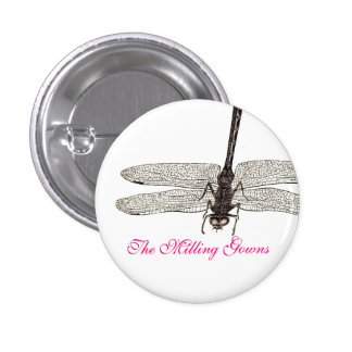 The Milling Gowns dragonfly pin