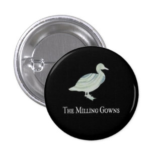 The Milling Gowns Duck Button