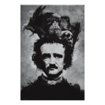 The Mind of Edgar Allen Poe Poster