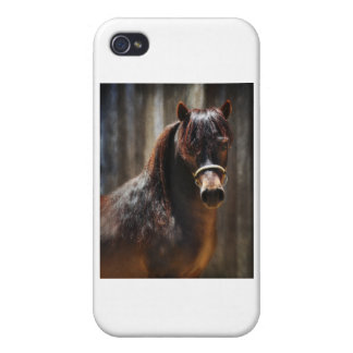 The Mini Stallion Case For iPhone 4