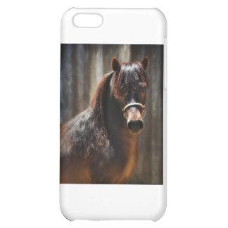 The Mini Stallion iPhone 5C Covers